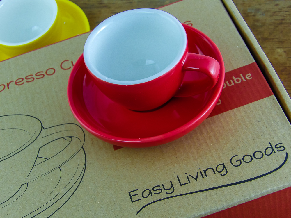 Easy Living Goods Espresso Set