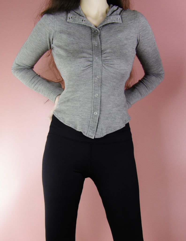 Sport-It Yoga Leggings are comfortable and feature a hidden pocket panel