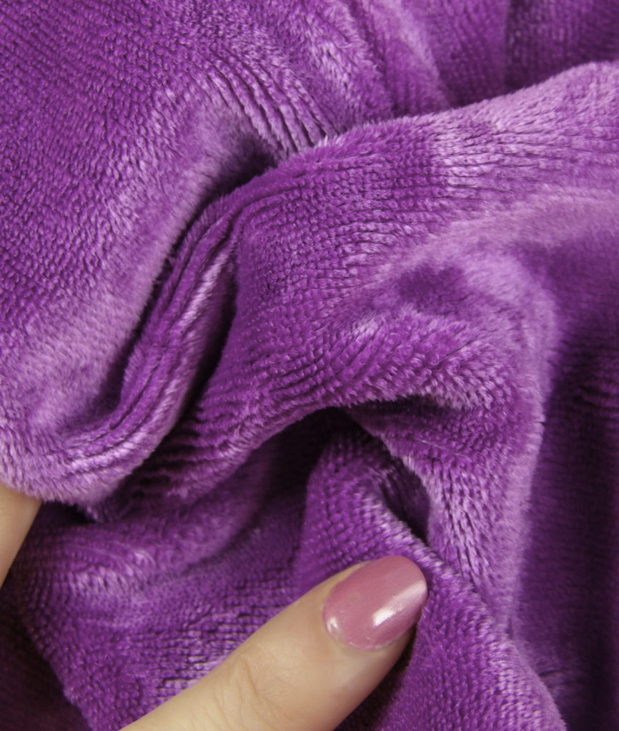 The AuroTrends towel is exceptionally soft and gentle to hair and skin, yet highly absorbent