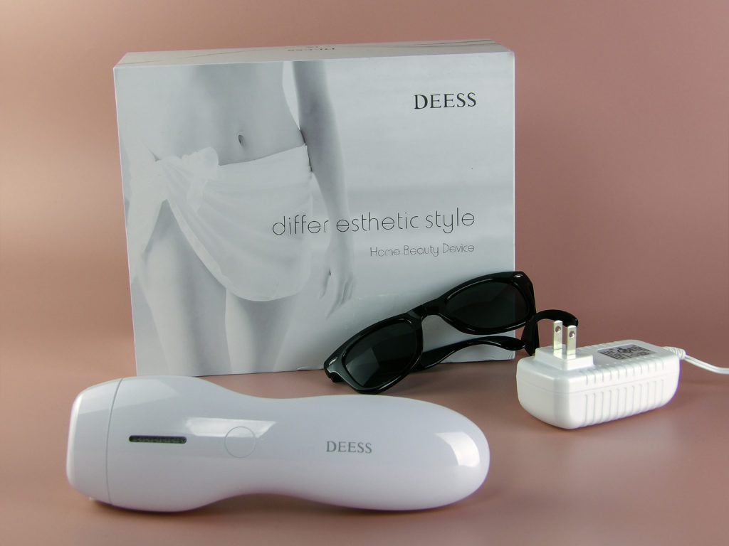 DEESS is a cost-effective, painless way to permanently remove hair from home
