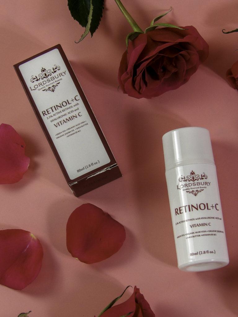 Lordsbury Retinol+C Cream Moisturizer: the all-in-one anti-aging weapon