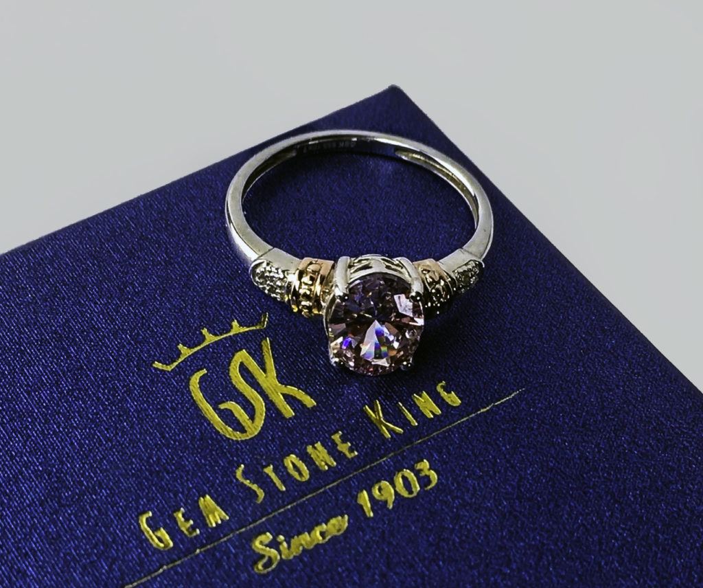 The Gem Stone King family has been in the diamond business for four generations