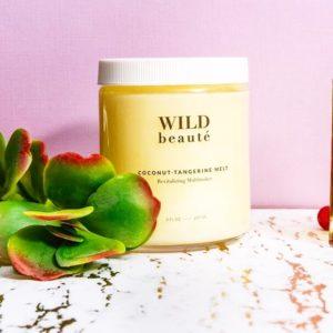Wild Beauté Coconut Tangerine Melt Revitalizing Multitasker