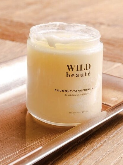 Wild Beaute Coconut Tangerine Melt
