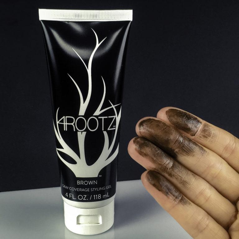 4RootZ hair coloring gel guide
