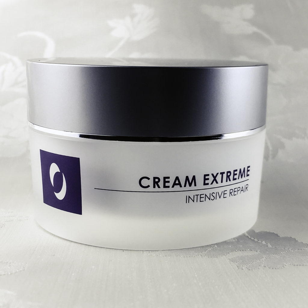 Osmotics Cream Extreme Intensive Repair soothes skin irritated by weather conditions or topical skin treatments