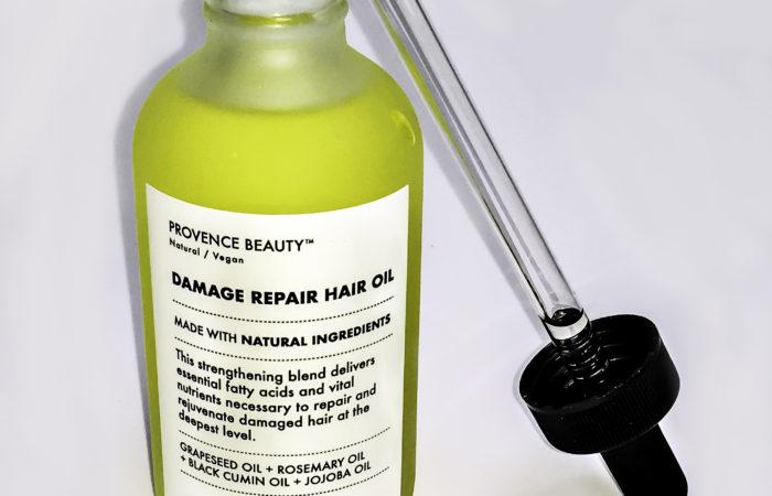 Provence Beauty Damage Repair Hair Oil