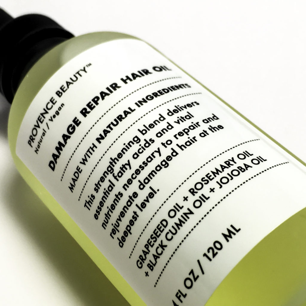 Fix damage to hair while promoting scalp health