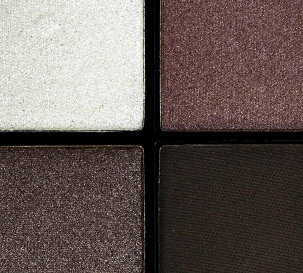 Close up of shadow pans