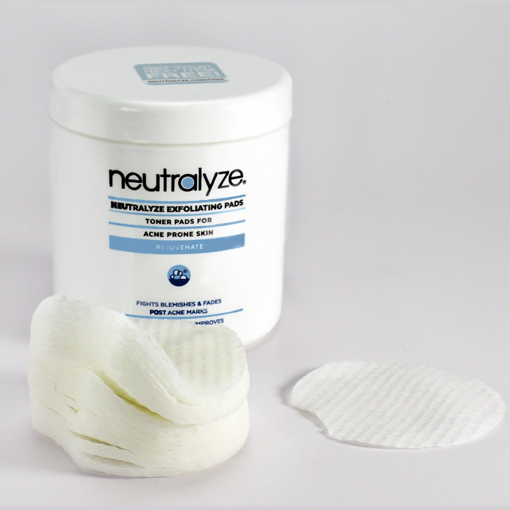 Neutralyze Exfolating Pads