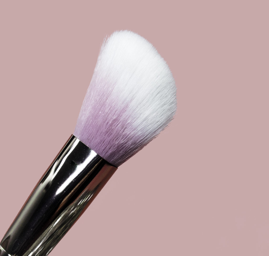 Illuminate Pretty In Pink Brush Set Angled Brush