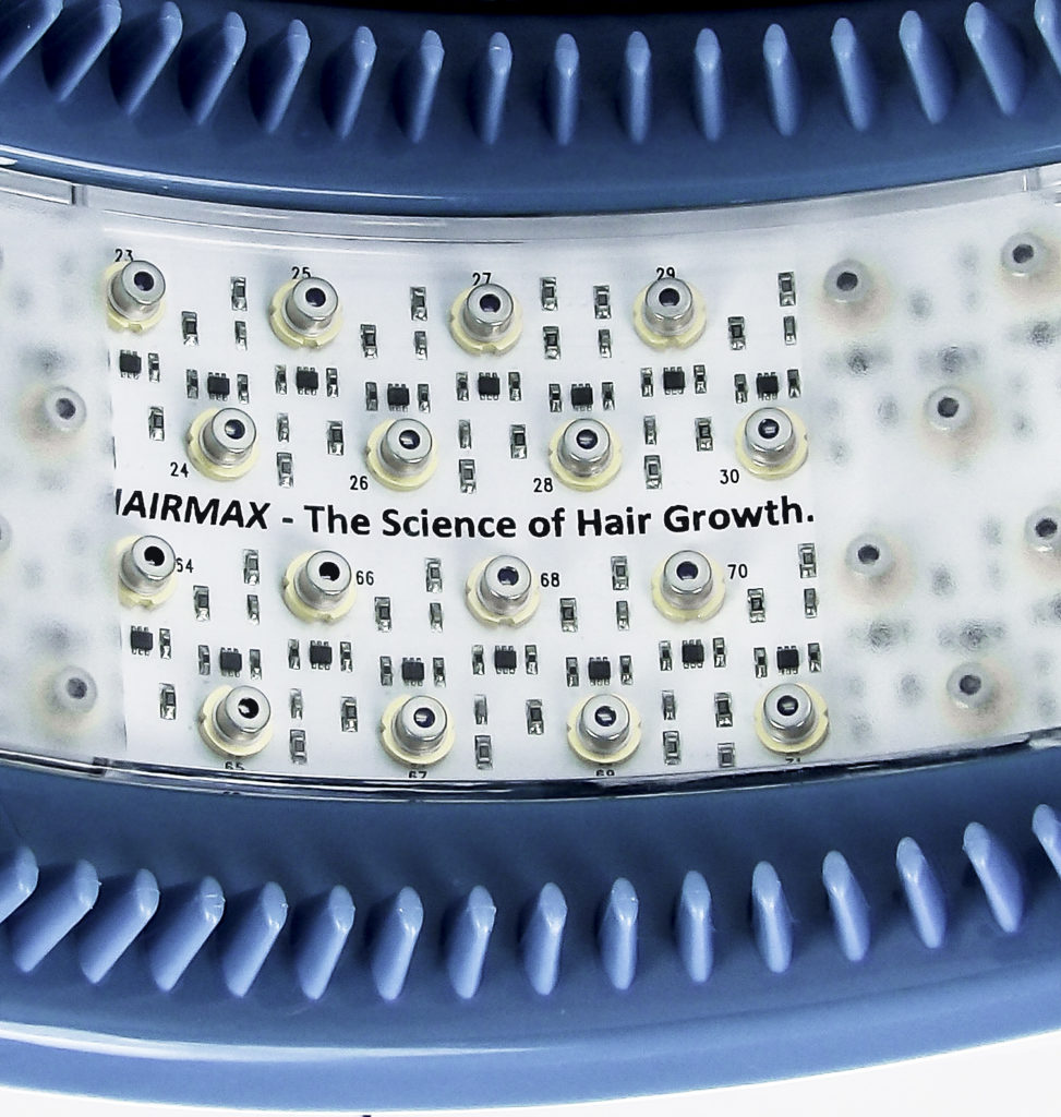 Hairmax: The Science of Hair Growth