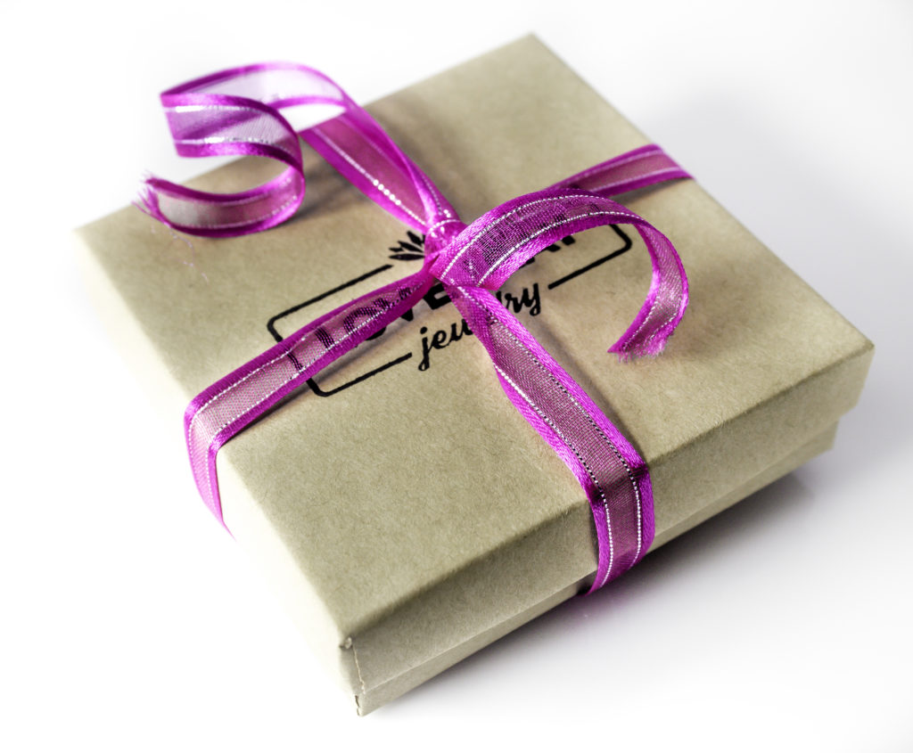 LovePray bracelets come in a lovely logo gift box with ribbon
