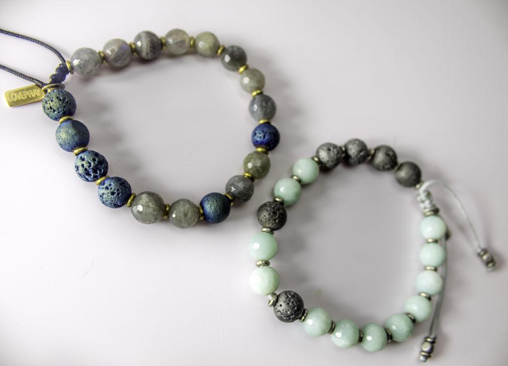 LovePray bracelets