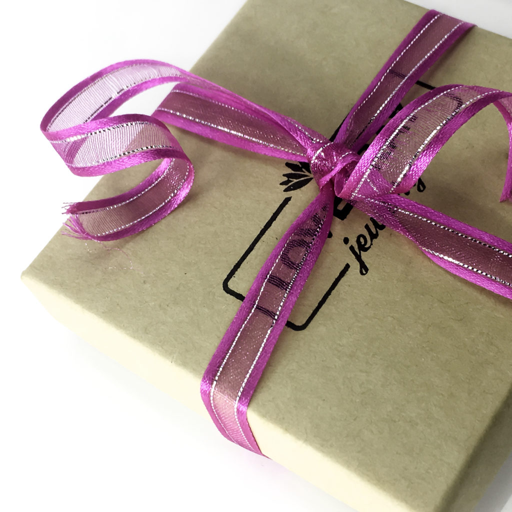 Charming LovePray gift wrapping