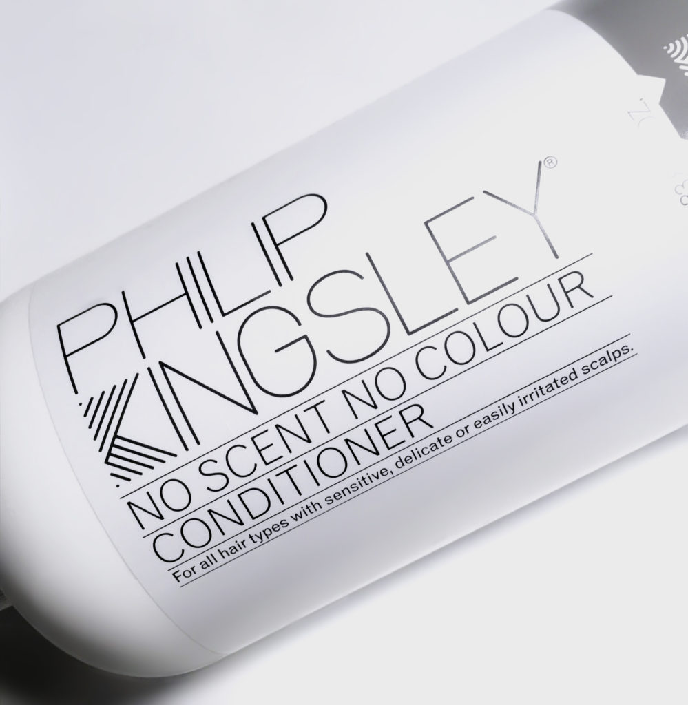 Philip Kingsley No Scent No Colour is a completely unscented gentle formulation suitable for all hair types