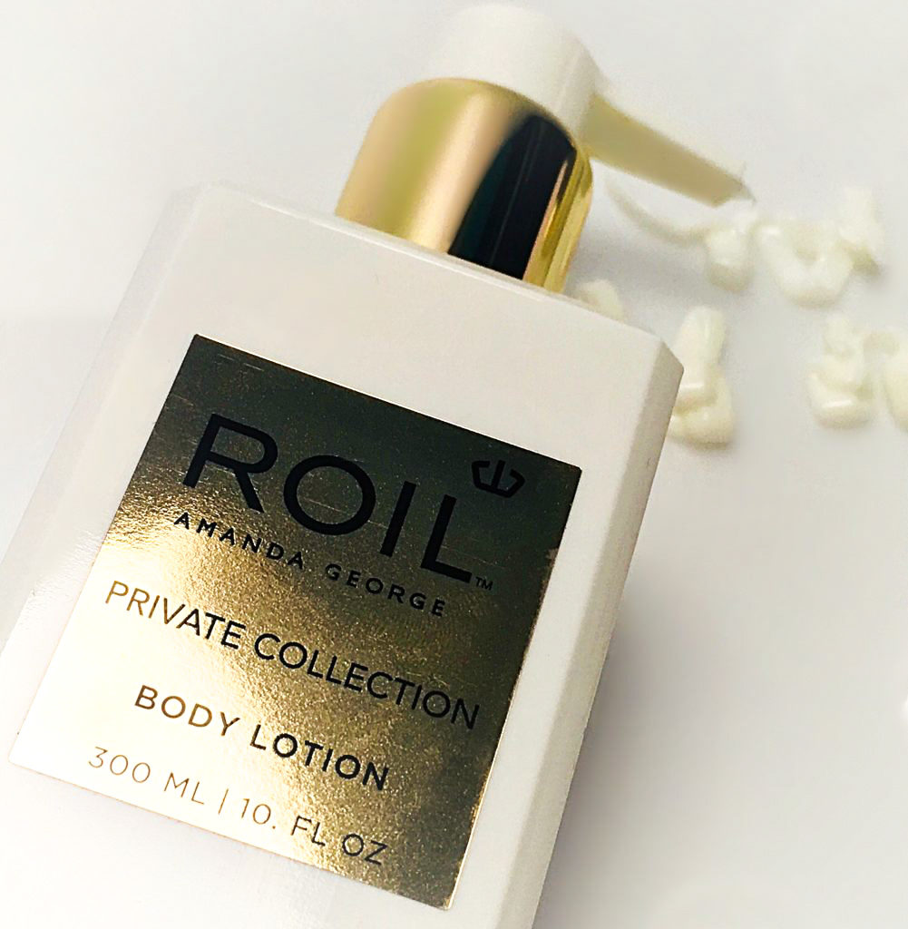 Roil Private Collection Body Lotion