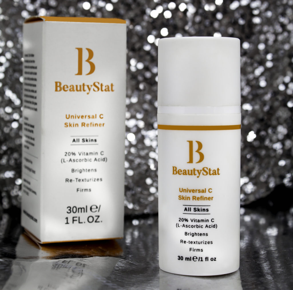 BeautyStat Universal Skin Refiner contains a Stable Vitamin C for superior performance