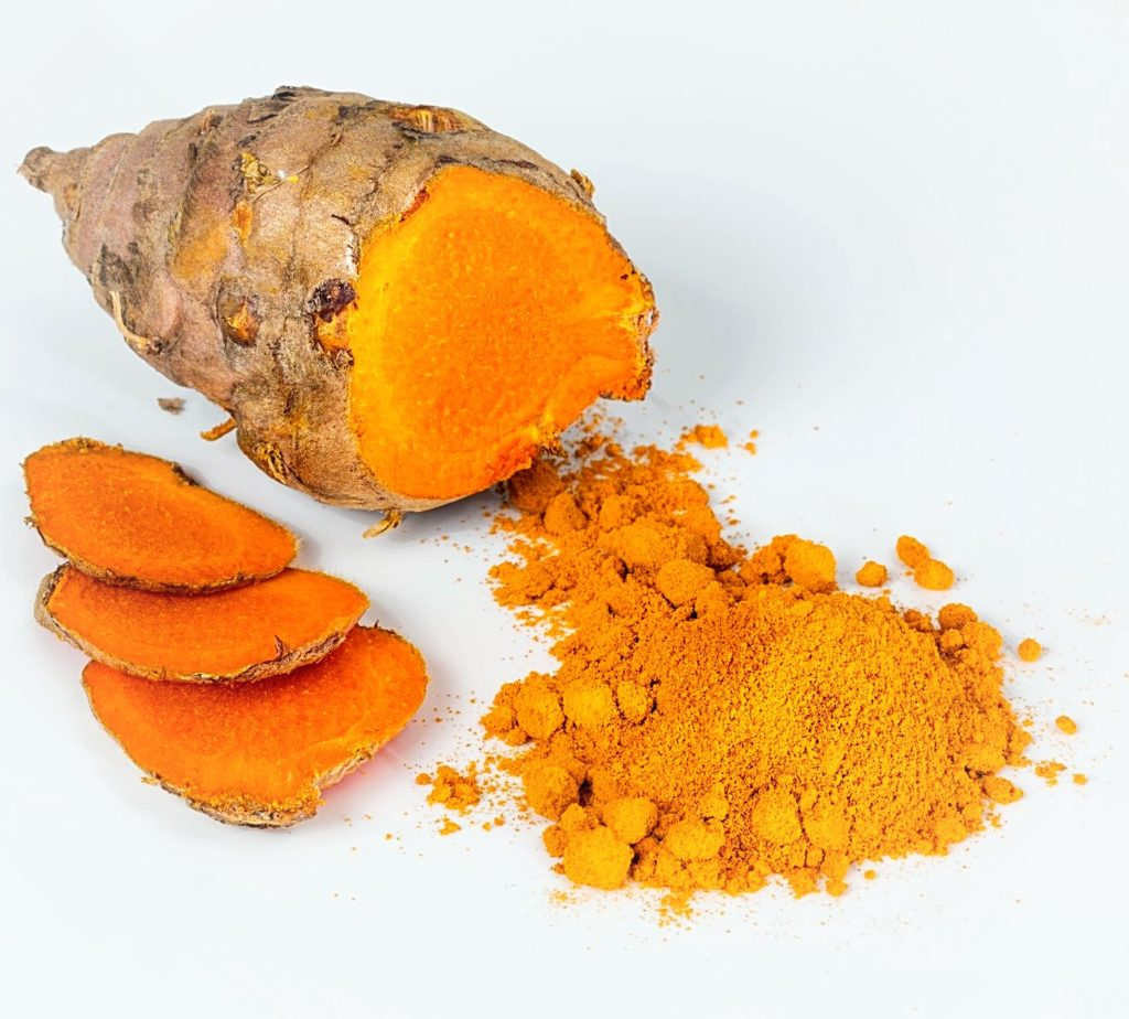 Turmeric for headaches