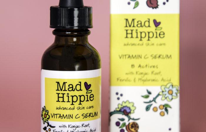 Mad Hippie Vitamin C Serum contains copper rich Konjac Root.
