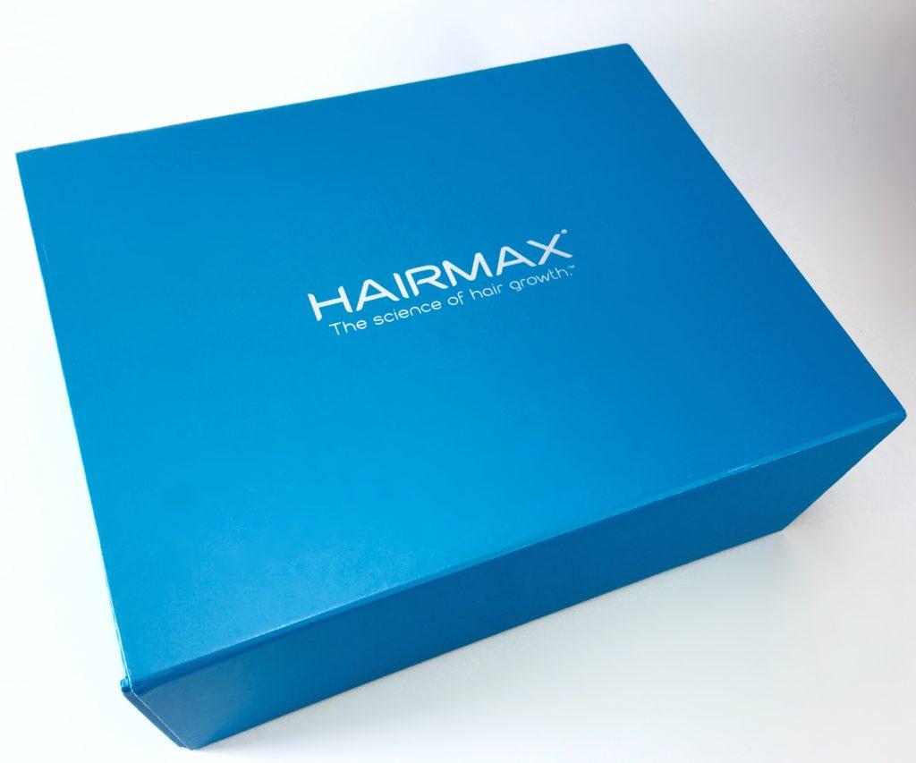 Sturdy Hairmax packaging