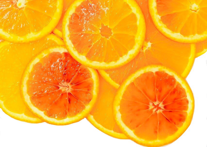 Sweet Orange is rich in collagen-protecting Hesperidin