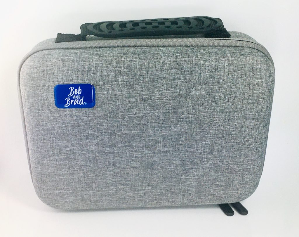 Slimline carrying case