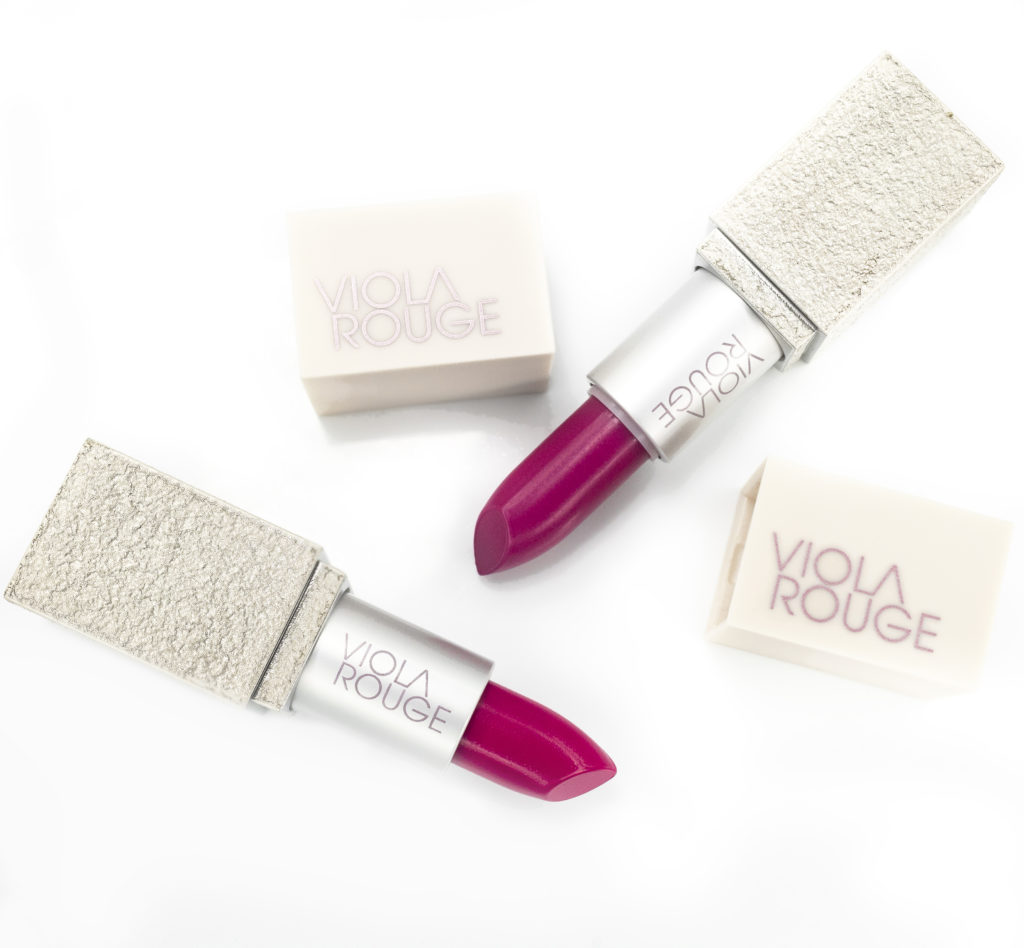 VIOLA ROUGE Clean Beauty Lipsticks