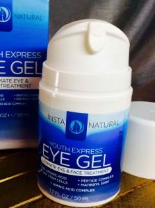 InstaNatural Youth Express Eye Gel