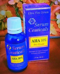 10% Glycolic (AHA-Alpha Hydroxy) Acid Serum for Chemical Peel-Pro Grade