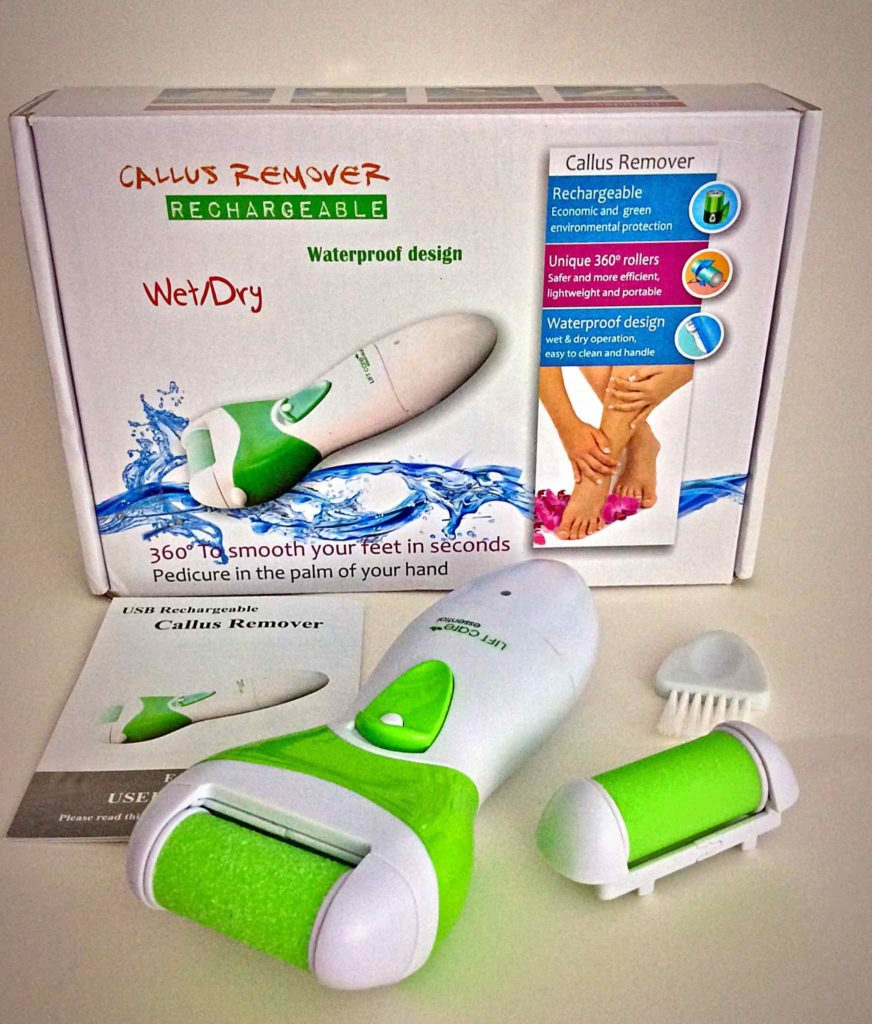 Lift Care Essential Wet/Dry Callus Remover