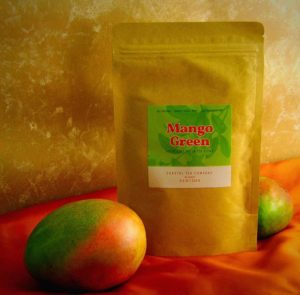 Coastal Tea Company's Mango Green Tea