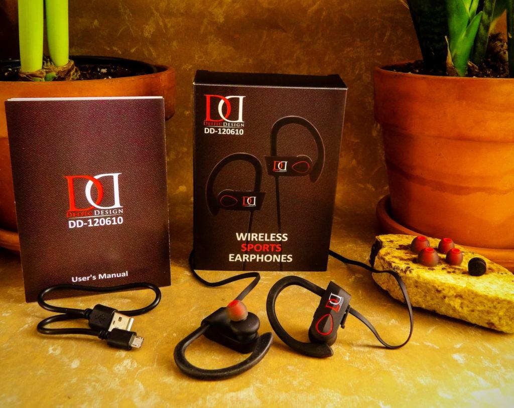 Deific Design Bluetooth Earbuds