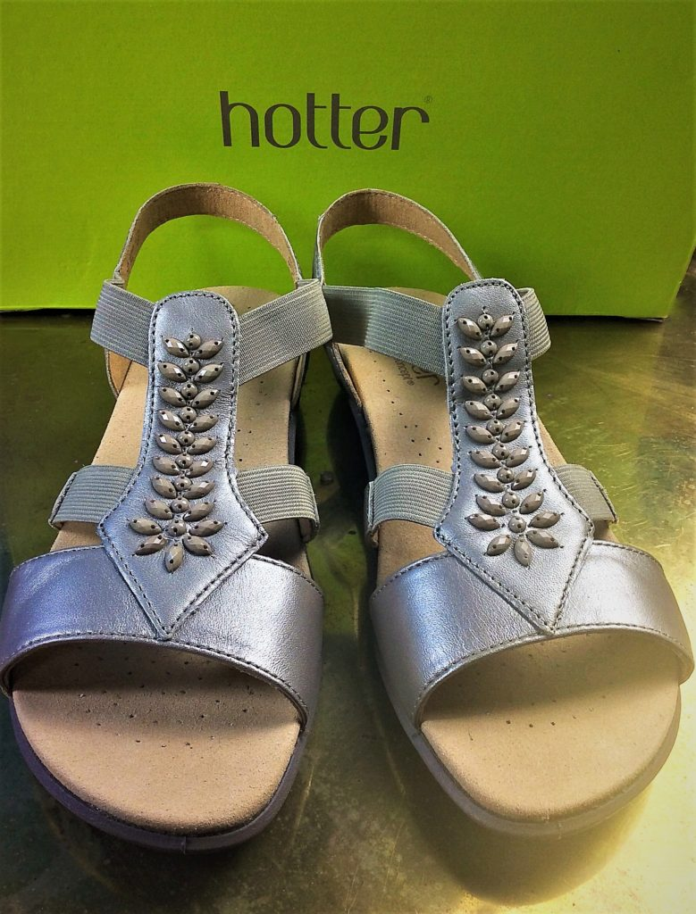 Beam Sandal by Hotter