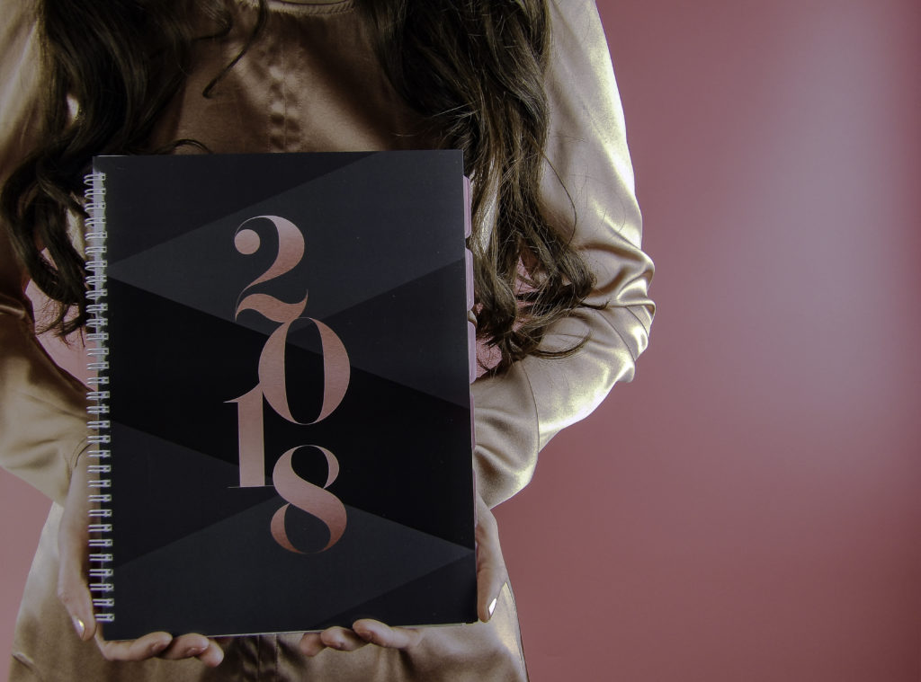 Abrie James 2018 Planner for all your personal and professional needs