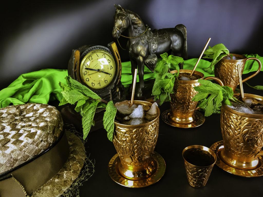 Each pure copper shot glass has its' own unique design