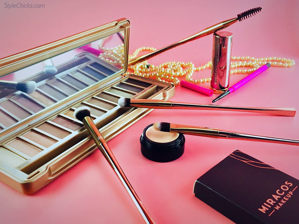 MiracosMakeup LIMITED EDITION: Essential Luxury Eye Brush Kit