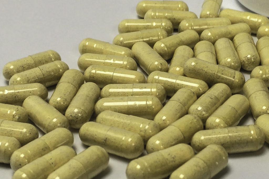 Easy to swallow veggie capsules
