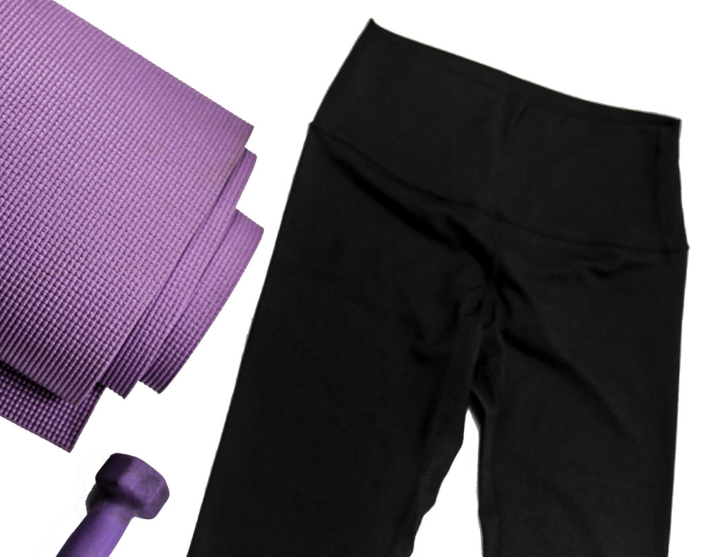 High waisted design provides comfortable tummy control without an elastic waist