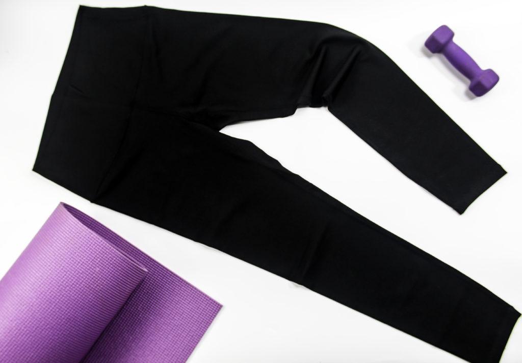 Fantasfit High Waisted Yoga Leggings for yoga, pilates, barre and more