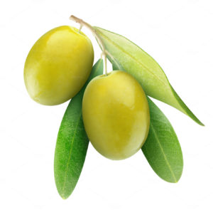 Olives benefits the skin