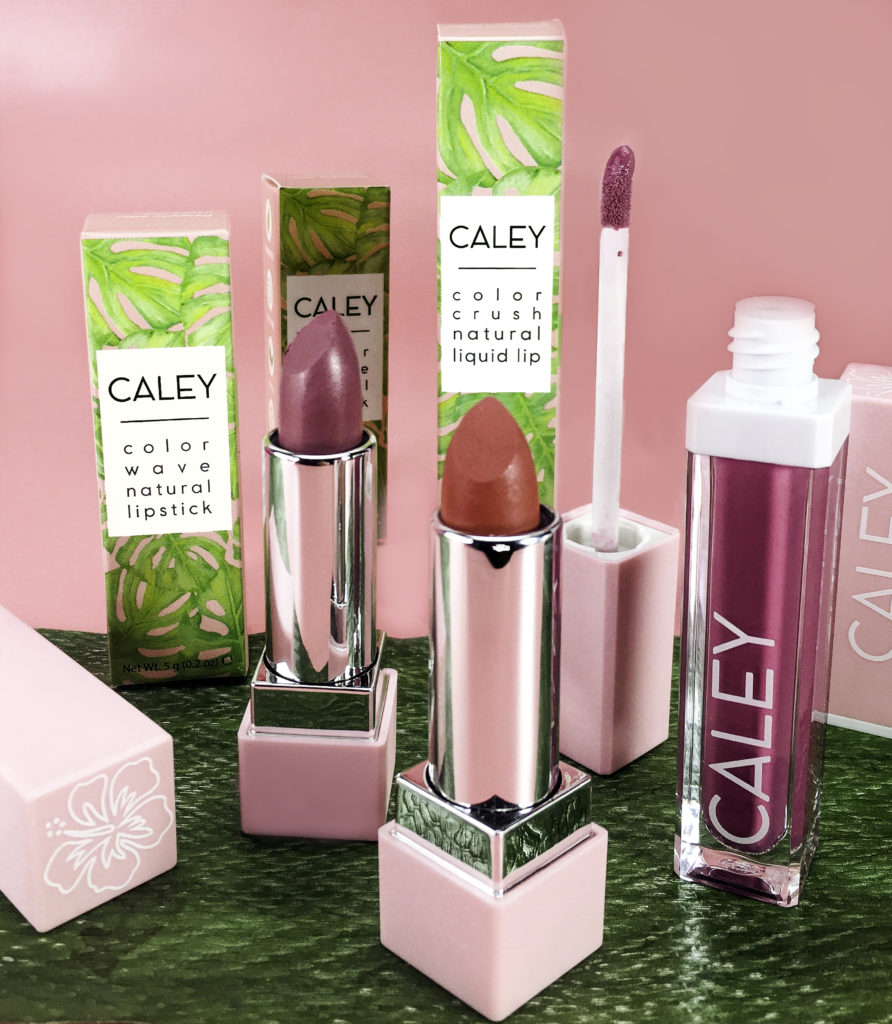 Natural, skin-softening ingredients combined with vivid color payout