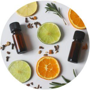 Proprietary blend of essential oils