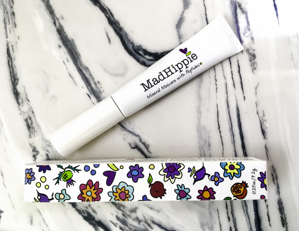 Mad Hippie Mineral Mascara is a mascara AND lash growth serum