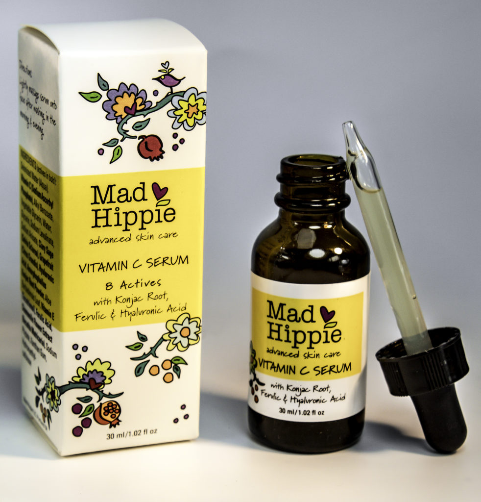 Mad Hippie Vitamin C Serum featured on www.stylechicks.com