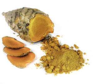 Sonage Frioz Trio contains Turmeric