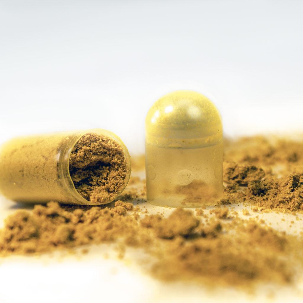 Soft gel capsule is vegetable based