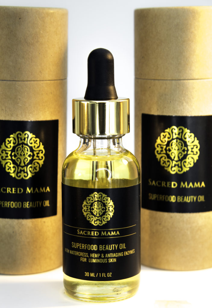 Sacred Mama Packaging