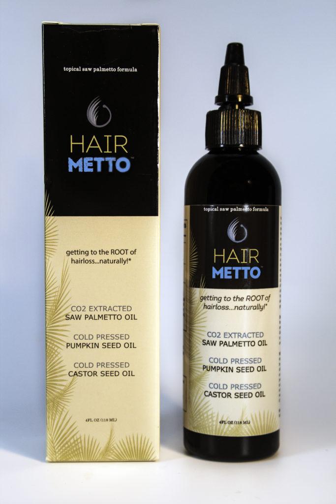 Hairmetto Saw Palmetto Oil for Hair Growth