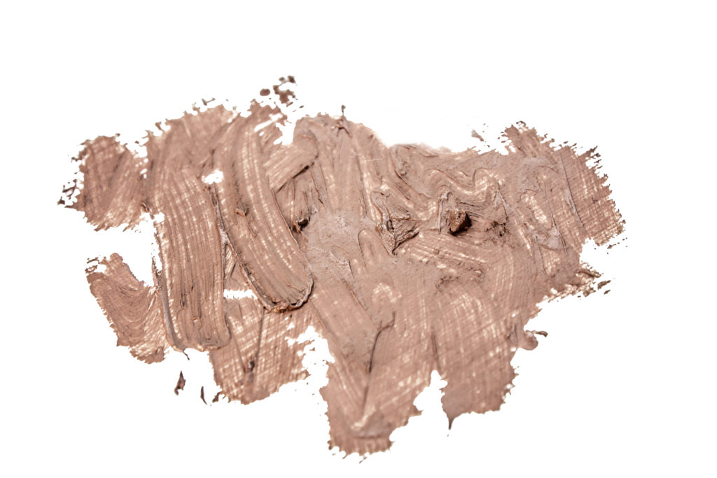 Lovely texture, spreads smoothly, layers well for semi-sheer to opaque coverage